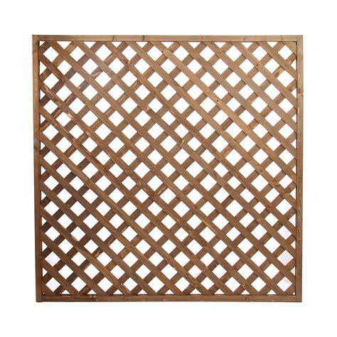 Dedeman Gard lemn, pentru gradina, 0.10 nuc, 180 x 180 cm ...