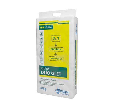 Dedeman Glet Rigips DuoGlet 20 kg   Dedicat planurilor tale