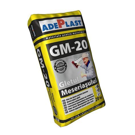 Dedeman Gletul meseriasului GM 20 20 kg   Dedicat ...