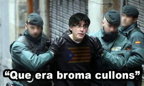 Demigrante: Puigdemont en la cárcel y otros memes sobre la DUI