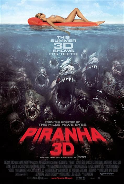 Descargar Piranha 3D por Torrent Gratis | DivxTotaL