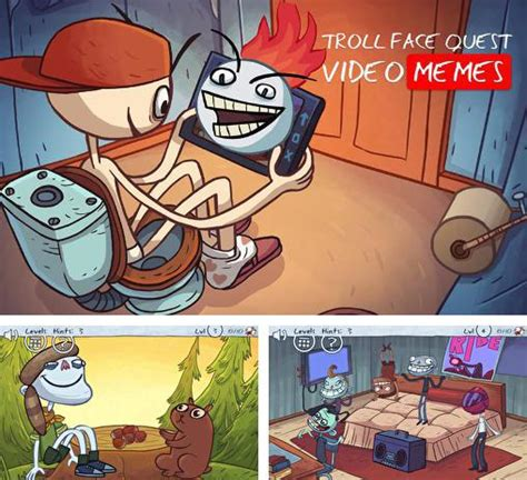 Descargar Stick vs Trollface quest para Android gratis. El ...