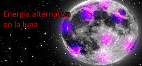 Descubren en la luna reservas de helio 3 capaces de ...