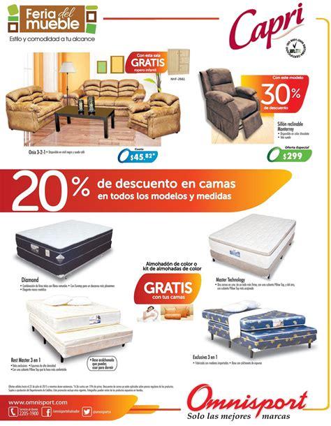 Descuentos en camas muebles sillones OMNISPORT   18jul15 ...