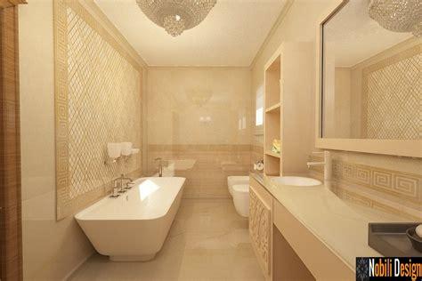 Design interior baie ceramica de lux Italia