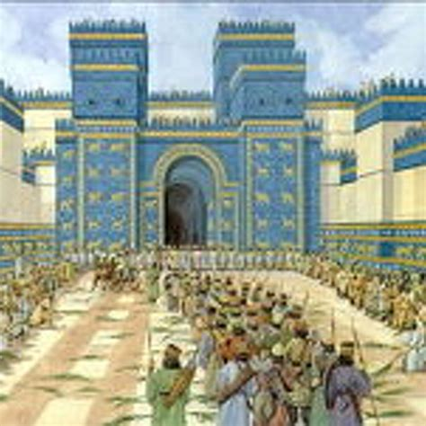 Desvelando la antigua Babilonia: 1  La ciudad de Babilonia ...
