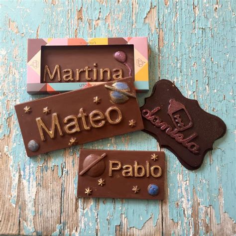 Detalles de comunión en chocolate. ¡Súper originales!