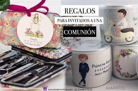 DETALLES originales para invitados a una PRIMERA COMUNIÓN ...
