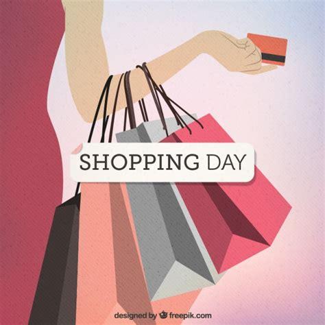 Dia de compras | Descargar Vectores gratis