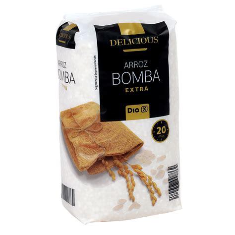 DIA DELICIOUS arroz bomba paquete 1 kg | REDONDO ...