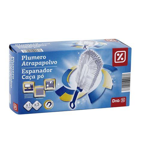 DIA plumero atrapapolvo microfibra aparato + 3 recambios ...