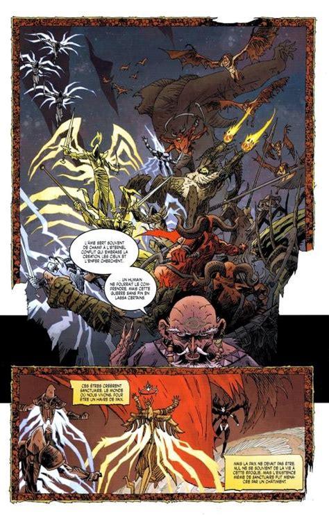 Diablo III   BD, informations, cotes