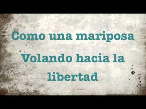 Diana Reyes   Como Una Mariposa Lyrics