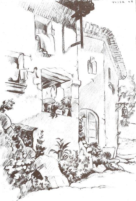 Dibujo artístico Paisajes y marinas. | Plantillas para ...
