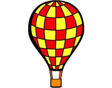 Dibujo de Globo aerostático pintado por Ivan12600 en ...