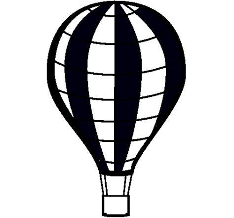 Dibujo de Globo aerostático pintado por Siul en Dibujos ...