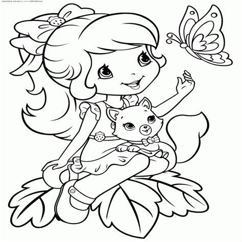 Dibujos Animados Para Colorear E Imprimir Margenes ...