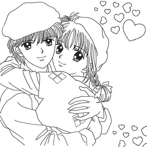 Dibujos Animes De Amor | Imagenes de Animes de Amor