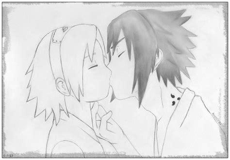 Dibujos De Amor A Lapiz Anime   www.pixshark.com   Images ...