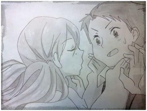 Dibujos de Amor a Lapiz   Sensacionales dibujos a lapiz de ...