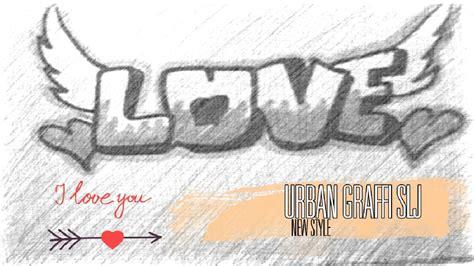 dibujos de amor como dibujar graffitis de amor como ...