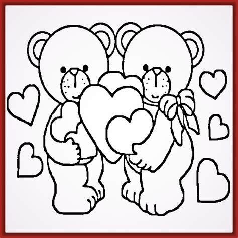 Dibujos de Amor Corazones para Colorear   Fotos de Corazones