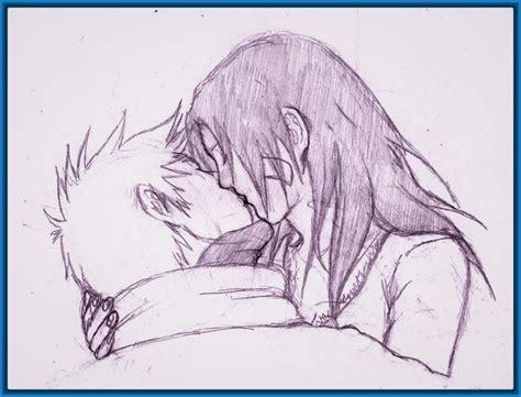 Dibujos De Amor De Emos A Lapiz Archivos | Dibujos de Amor ...