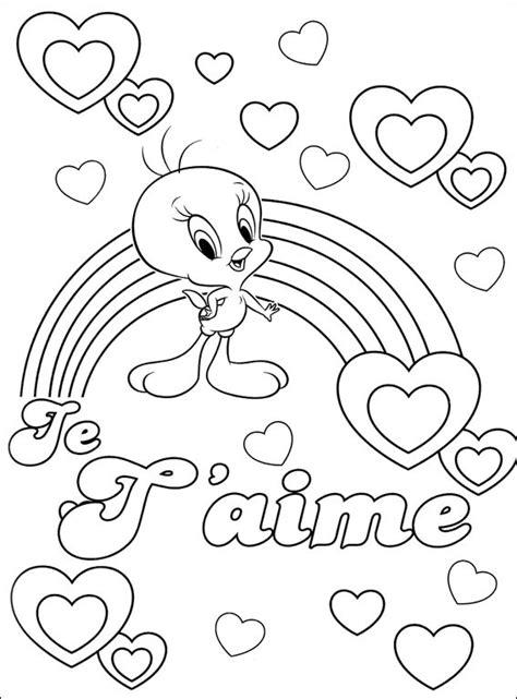 Dibujos de Amor de Piolin Para Colorear Juntos | Dibujos ...