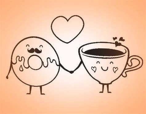 Dibujos De Amor Y Amistad Para Colorear   Imágenes de ...