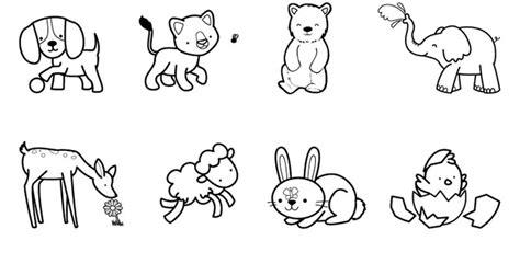 Dibujos de Animales para Colorear en el Ordenador ...