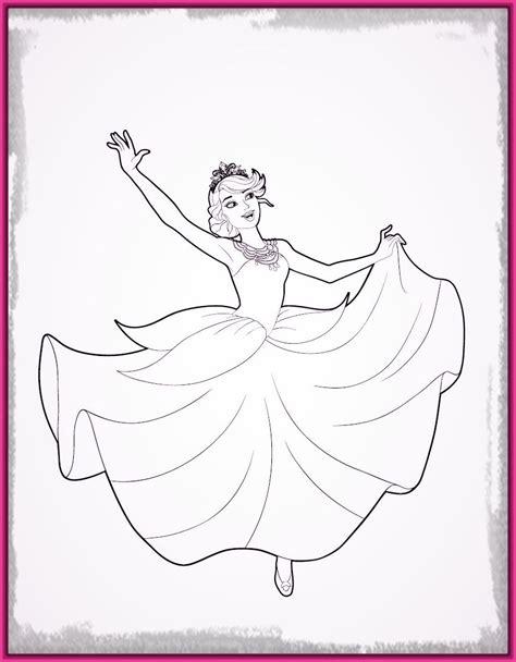 dibujos de barbie pulgarcita para colorear e imprimir ...