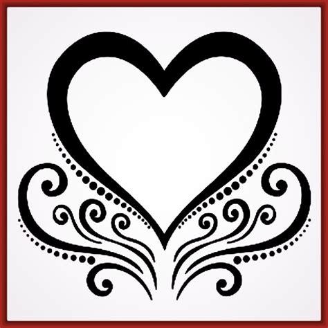 dibujos de corazones bonitos y faciles Archivos   Fotos de ...