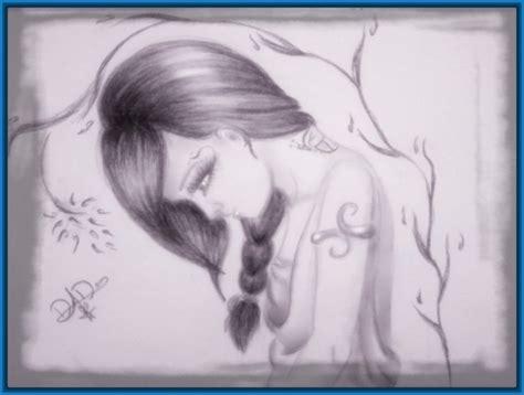 Dibujos De Emos Enamorados A Lapiz | Dibujos de Amor a Lapiz