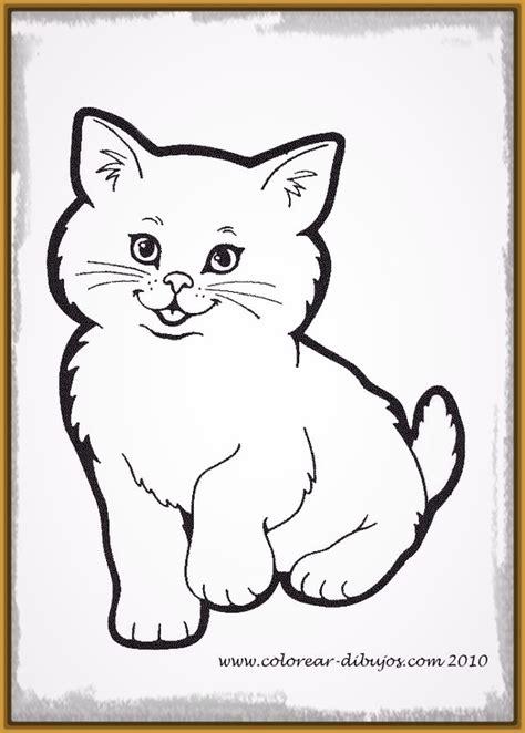 dibujos de gatos faciles de dibujar Archivos   Dibujos de ...