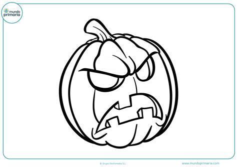 Dibujos de Halloween para colorear   Mundo Primaria