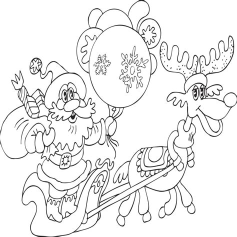 Dibujos De Navidad Para Colorear Imà Genes Navidad Para ...