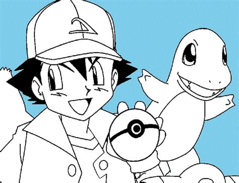 Dibujos De Pokemon Para Colorear Gratis. Dibujos De ...