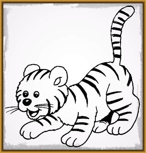 dibujos de tigre blanco para dibujar Archivos | Imagenes ...