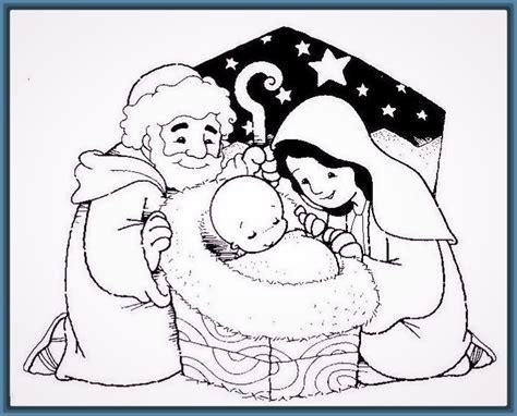 Dibujos Del Pesebre de Navidad para descargar | Imagenes ...