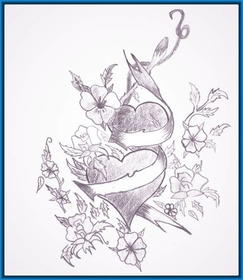 dibujos faciles de amor para dibujar Archivos | Dibujos ...