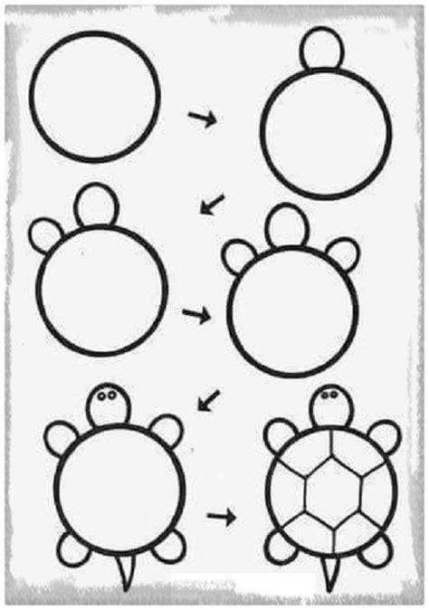 Dibujos Faciles De Hacer Con Lapiz Paso A Paso | Dibujos ...