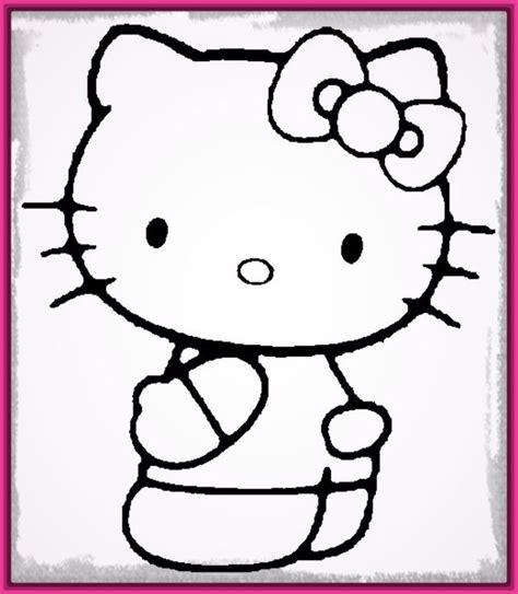 dibujos faciles para dibujar de hello kitty Archivos ...