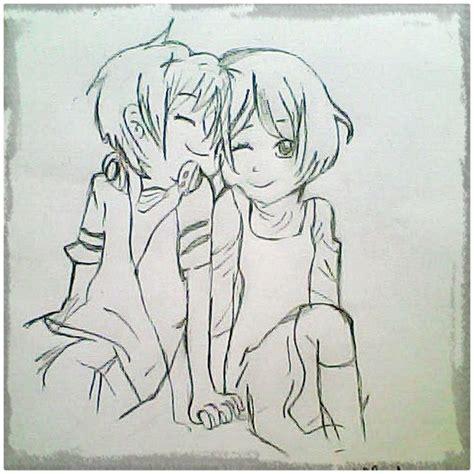 Dibujos Hechos A Lapiz De Amor   Dibujos de Amor a Lapiz