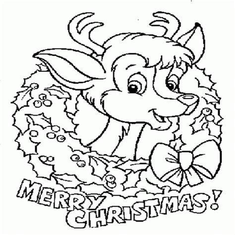 Dibujos Para Colorear Bonitos De Navidad