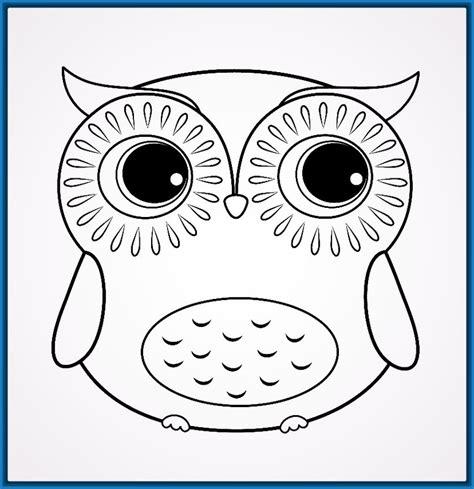 dibujos para colorear buhos infantiles Archivos | Dibujos ...