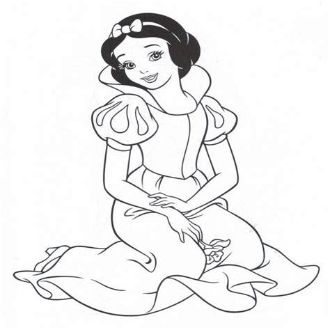 Dibujos Para Colorear De La Princesa Rapunzel