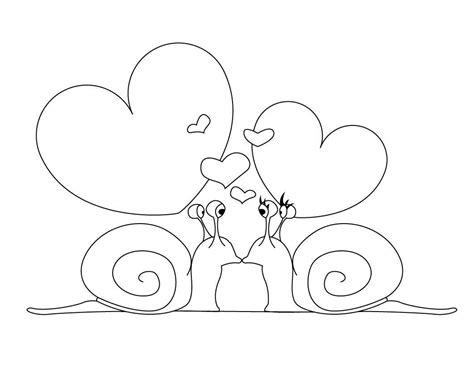 Dibujos Para el Día del Amor y la Amistad Para Colorear ...
