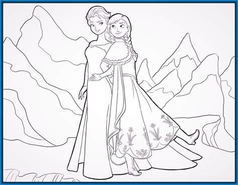 dibujos para pintar e imprimir de frozen Archivos ...