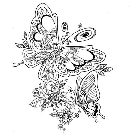 Dibujos Para Pintar En El Ordenador De Mandalas ~ Ideas ...