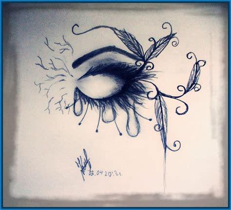 Dibujos Tristes De Amor A Lapiz para tu Muro   Dibujos de ...